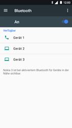 Nokia 3 - Bluetooth - Verbinden von Geräten - Schritt 6