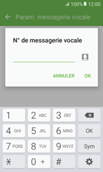 Samsung G389 Galaxy Xcover 3 VE - Messagerie vocale - Configuration manuelle - Étape 8