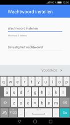 Huawei P9 Lite - Applicaties - Account aanmaken - Stap 11