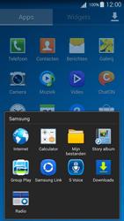 Samsung Galaxy S3 Neo - internet - hoe te internetten - stap 3