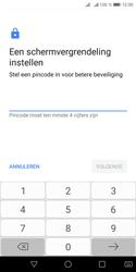 Huawei Y5 (2018) - Beveiliging - stel in of wijzig pincode voor je toestel - Stap 6