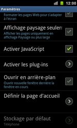 Samsung I9100 Galaxy S II - Internet - configuration manuelle - Étape 17