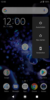 Sony Xperia XZ2 - Android Pie - MMS - Manuelle Konfiguration - Schritt 20