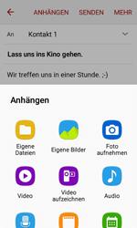 Samsung J120 Galaxy J1 (2016) - E-Mail - E-Mail versenden - Schritt 11