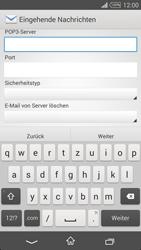 Sony D5103 Xperia T3 - E-Mail - Konto einrichten - Schritt 9