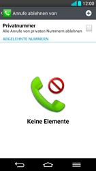 LG G2 - Anrufe - Anrufe blockieren - Schritt 7