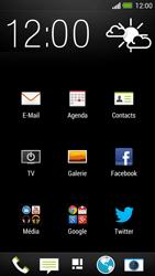 HTC One - E-mails - Ajouter ou modifier un compte e-mail - Étape 3