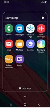 Samsung Galaxy A40 - Internet - Manual configuration - Step 22