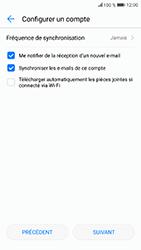 Honor 9 - E-mails - Ajouter ou modifier votre compte Outlook - Étape 8
