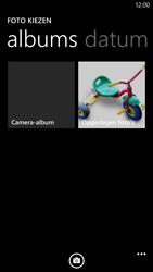 HTC Windows Phone 8X - MMS - Afbeeldingen verzenden - Stap 8