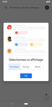 Google Pixel 3a - E-mails - Ajouter ou modifier votre compte Gmail - Étape 14