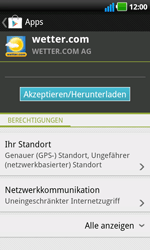 LG Optimus Black - Apps - Herunterladen - 14 / 22