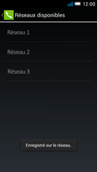 Alcatel One Touch Idol Mini - Réseau - Sélection manuelle du réseau - Étape 14