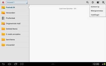 Samsung P5100 Galaxy Tab 2 10-1 - E-mail - Instellingen KPNMail controleren - Stap 13