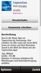 Nokia 5230 - Apps - Herunterladen - Schritt 7