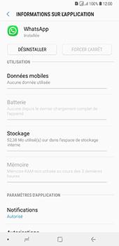Samsung Galaxy A7 2018 - Applications - Supprimer une application - Étape 6