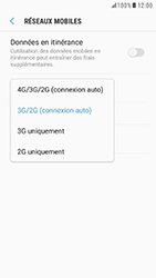 Samsung G930 Galaxy S7 - Android Nougat - Réseau - Activer 4G/LTE - Étape 7