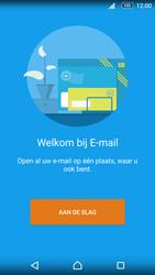 Sony Xperia M5 - E-mail - Account instellen (POP3 zonder SMTP-verificatie) - Stap 5