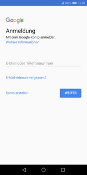 Huawei P Smart - Apps - Konto anlegen und einrichten - 3 / 20