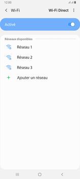 Samsung Galaxy A80 - Internet et connexion - Accéder au réseau Wi-Fi - Étape 7