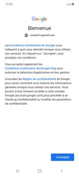Samsung Galaxy Note20 - E-mails - Ajouter ou modifier votre compte Gmail - Étape 11
