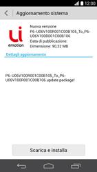 Huawei Ascend P6 - Software - Installazione degli aggiornamenti software - Fase 8
