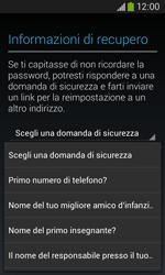 Samsung Galaxy Ace III - Applicazioni - Configurazione del negozio applicazioni - Fase 14