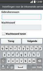 LG D320 L70 - e-mail - handmatig instellen - stap 12