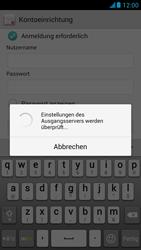 Huawei Ascend G526 - E-Mail - Konto einrichten - 0 / 0