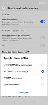 Huawei Nova 5T - Réseau - Comment activer une connexion au réseau 4G - Étape 6