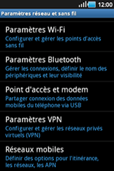 Samsung S5830 Galaxy Ace - Internet - configuration manuelle - Étape 6