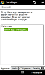 HTC T5353 Touch Diamond II - Bluetooth - Headset, carkit verbinding - Stap 7