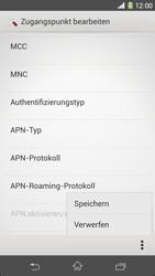 Sony Xperia Z1 - Internet - Apn-Einstellungen - 17 / 20