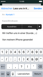 Apple iPhone SE - E-Mail - E-Mail versenden - 9 / 16