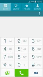 Samsung A500FU Galaxy A5 - Messagerie vocale - configuration manuelle - Étape 5