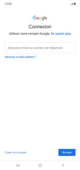 Samsung Galaxy Note 10+ - E-mails - Ajouter ou modifier votre compte Gmail - Étape 9