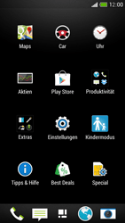 HTC One Mini - Ausland - Im Ausland surfen – Datenroaming - Schritt 5