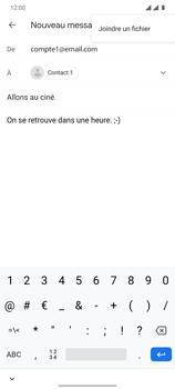 OnePlus 7T - E-mails - Envoyer un e-mail - Étape 10