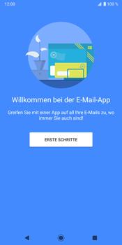 Sony Xperia XZ3 - E-Mail - Konto einrichten (outlook) - Schritt 4