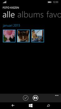Microsoft Lumia 640 XL - e-mail - hoe te versturen - stap 10