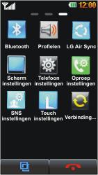LG GD880 Mini - Internet - handmatig instellen - Stap 3