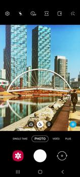 Samsung Galaxy S20 - Photos, vidéos, musique - Créer une vidéo - Étape 6