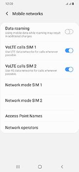 Samsung Galaxy A20e - Internet - Manual configuration - Step 8