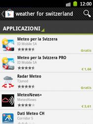 Samsung Galaxy Pocket - Applicazioni - Installazione delle applicazioni - Fase 13