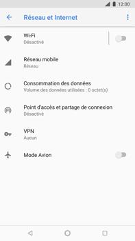 Nokia 8 Sirocco - Réseau - Changer mode réseau - Étape 5