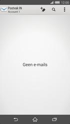 Sony D6503 Xperia Z2 - E-mail - Account instellen (IMAP zonder SMTP-verificatie) - Stap 4