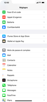 Apple iPhone 11 Pro Max - WiFi - Activez WiFi Calling - Étape 4