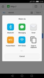 Huawei Nova - Internet - Internet browsing - Step 20