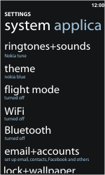 Nokia Lumia 800 - E-mail - Manual configuration - Step 4