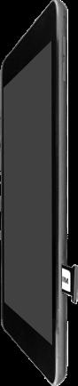 Apple iPad Air 2 - iPadOS 13 - Appareil - Insérer une carte SIM - Étape 5